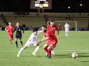 Vietnam empata con Afganistán en eliminatoria para Copa Asiática 2019