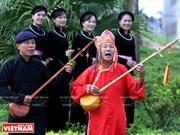 Vietnam postulará al canto Then para patrimonio mundial