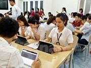 Samsung apoya a Vietnam en formación de recursos humanos en tecnología informativa
