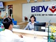BIDV, mejor banco minorista de Vietnam por tres años consecutivos