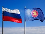 Altos funcionarios de ASEAN y Rusia revisan cooperación bilateral