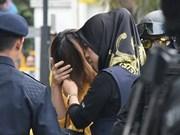 Vietnamita arrestada en Malasia sera defendida por buenos abogados, afirma vocero