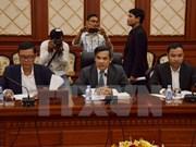 Gobierno camboyano mantiene oposición a nuevos líderes del CNRP