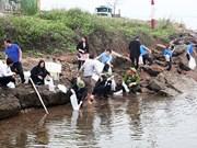 Vietnam libera a millones de alevines en ocasión de Día Nacional de Acuicultura