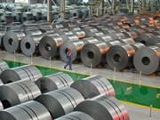 Vietnam aplicará impuestos de antidumping a acero galvanizado importado