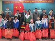 Ofrecen asistencias a alumnos desfavorecidos en provincia de Thanh Hoa