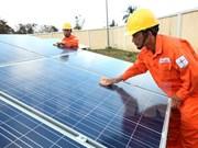 Construirán planta solar en provincia costera de Vietnam