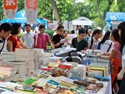Presentarán en Hanoi 40 mil títulos en Día del Libro