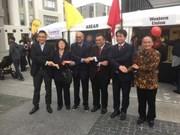 Participa Vietnam en Feria Nocturna ASEAN en Nueva Zelanda