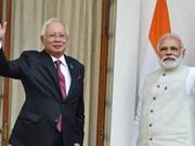 Malasia e India intensifican lazos en comercio