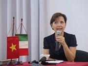 Promueven oportunidades de comercio entre Vietnam e Italia