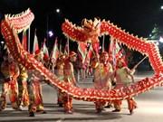 Gran concurrencia al festival dedicado a fundadores legendarios de la nación