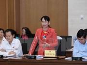 Diputados de Vietnam analizan enmiendas de leyes