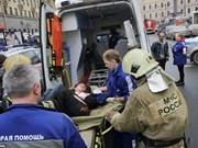 Vietnam expresa condolencias a Rusia por atentado en metro de San Petersburgo
