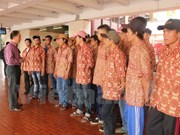 Pescadores vietnamitas retenidos en Indonesia regresarán a casa