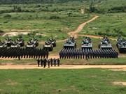 Tailandia aprueba compra de tanques chinos