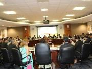 ASEAN e India revisan la cooperación en diversos sectores