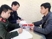 Detienen a un propagandista contra el Estado de Vietnam