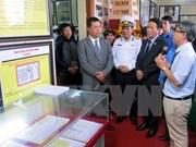 Exhiben documentos y mapas de soberanía de Vietnam sobre Hoang Sa y Truong Sa