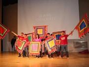 Celebran programa de intercambio entre estudiantes de Vietnam, Laos y Camboya