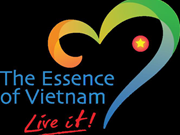 Localidades centrales de Vietnam presentan logotipo turístico común