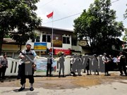 Policía indonesia elimina a seis sospechosos de terrorismo