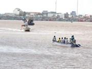 Hallan restos de desaparecido en naufragio en Bac Lieu