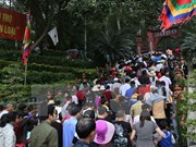 Vietnamitas en Alemania rinden tributo a los reyes Hung