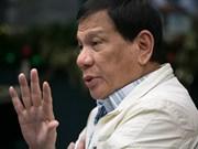 Inicia presidente filipino gira por tres países de península arábiga