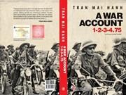 """Publican en inglés novela histórica vietnamita """"Un Acta de Guerra 1-2-3-4.75"""""""