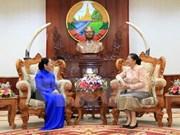 Laos aspira a estudiar experiencias de Vietnam en gestión de recursos del terreno