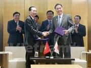 Localidades de Vietnam y Japón profundizan lazos en sectores potenciales