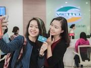 Viettel encabeza lista de 500 empresas más prósperas en Vietnam