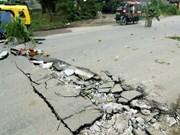 Movimiento telúrico de 5,4 grados sacude sur de Filipinas
