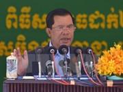 Presidente camboyano insta a mantener paz nacional