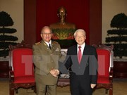 Ministro de las Fuerzas Armadas Revolucionarias de Cuba destaca visita a Vietnam