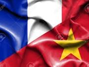 Buque de Armada francesa visita Ciudad Ho Chi Minh