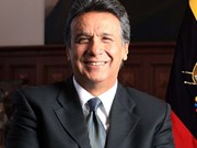 Vietnam felicita a nuevo presidente de Ecuador