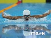 Nadadora vietnamita establece nueva plusmarca en campeonato asiático