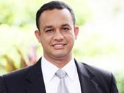 Exministro indonesio Baswedan lidera en elecciones para alcalde de Yakarta