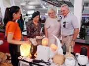 Inauguran Feria Internacional de Construcción en Da Nang