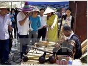 Nutridas actividades en saludo a Día cultural de etnias vietnamitas