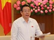Diputados vietnamitas revisan ley de gestión de bienes estatales y plan de inversión pública