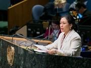 Vietnam reafirma oposición al uso de armas químicas