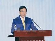 Vicepremier vietnamita continúa visita a EE.UU.