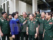 Parlamento de Vietnam perfecciona políticas a favor de personas meritorias