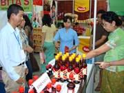 Empresas vietnamitas se esfuerzan por penetrar al mercado de Myanmar