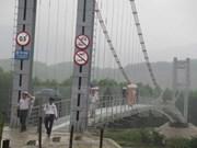 Vietnam inaugura segundo puente de hormigón construido con tecnologías avanzadas