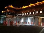 Atractivas ofertas para turistas en palacio imperial de Hue