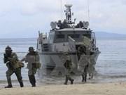 Filipinas y EEUU realizarán ejercicios conjuntos en mayo